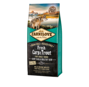 Carnilove Carnilove Fresh Carp & Trout 12kg