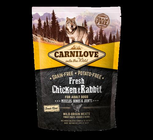 Carnilove Carnilove Fresh Chicken & Rabbit 1,5kg