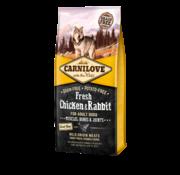Carnilove Carnilove Fresh Chicken & Rabbit 12kg
