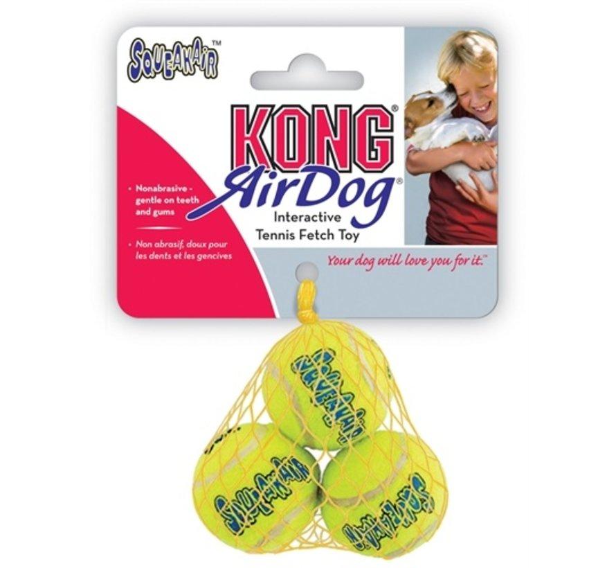 KONG Air Squeakair Ball 3st