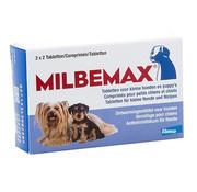 Milbemax Milbemax Kleine Hond en Pup