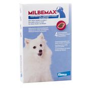 Milbemax Milbemax kauwtabletten Kleine hond