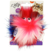 AFP AFP Furry Fluffy Ball Red