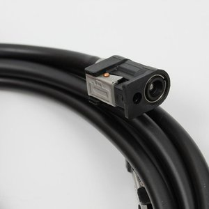 Janshop Benzineslang 6mm 3 meter met balg en 2 Yamaha connectoren