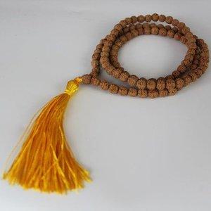 Janshop Rudraksha Mala Ketting 108 kralen
