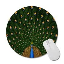 Pauw Muismat Rond  200*200*2mm voor computer