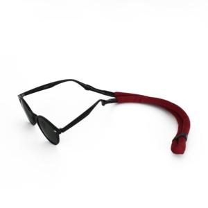Janshop Drijvend sport brillenkoord donkerrood
