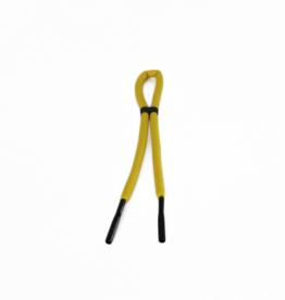 Janshop Drijvend sport brillenkoord geel