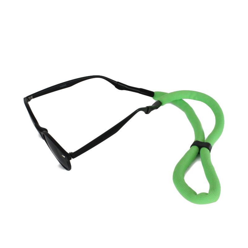 Janshop Drijvend sport brillenkoord groen