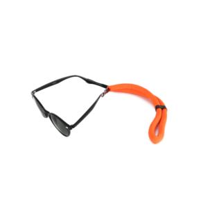 Drijvend sport brillenkoord oranje