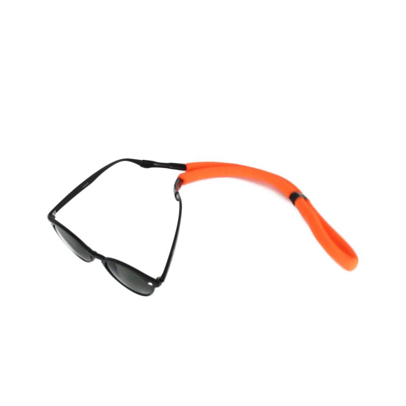 Janshop Drijvend sport brillenkoord oranje