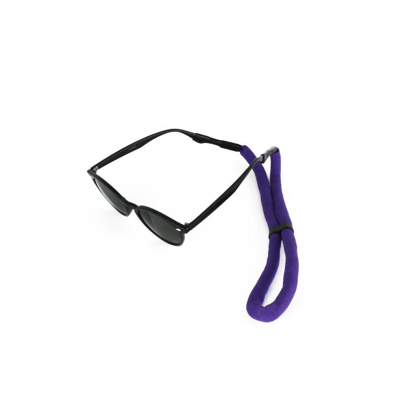 Janshop Drijvend sport brillenkoord paars