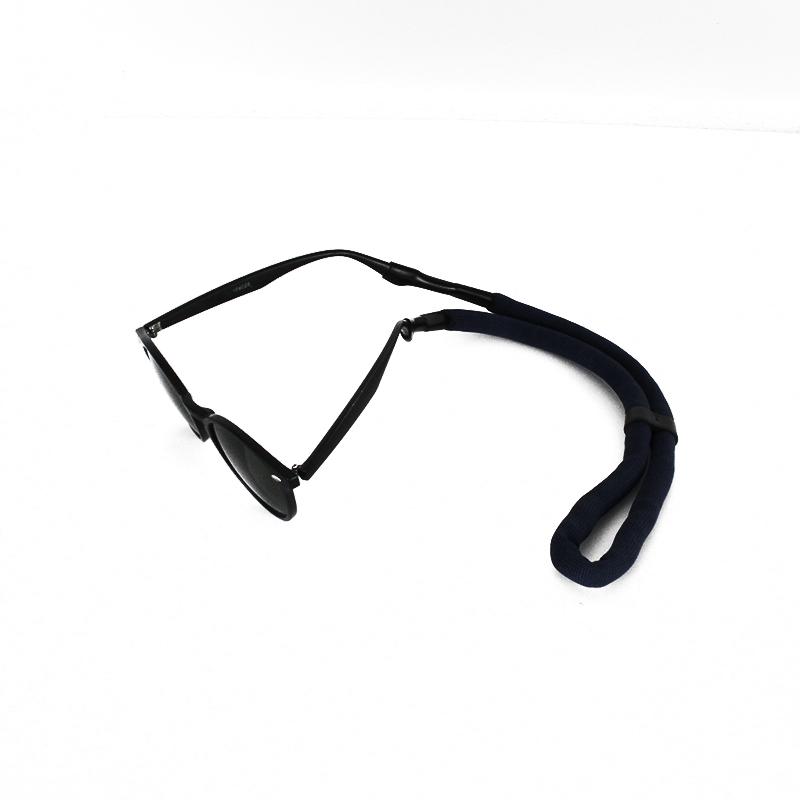 Drijvend sport brillenkoord marineblauw