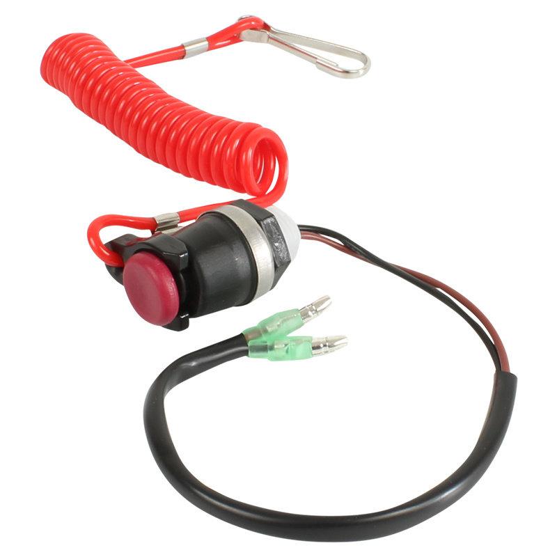 Janshop Dodemansknop met koord voor Tohatsu en Nissan - 361069300M