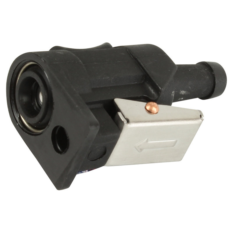 Janshop Benzine connector Yamaha, Mercury en Mariner 8mm
