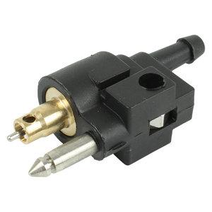 Janshop Benzine male connector Yamaha, Mercury en Mariner 6mm - 6G1-24304-02