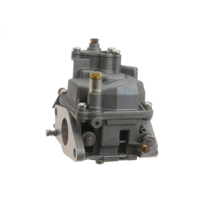 Janshop Carburateur voor Yamaha 15pk F15 4 takt Elektrische Start Buitenboordmotor 66M-14301-12-00