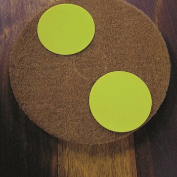 Woca Patina disk 6 inch (13 cm)