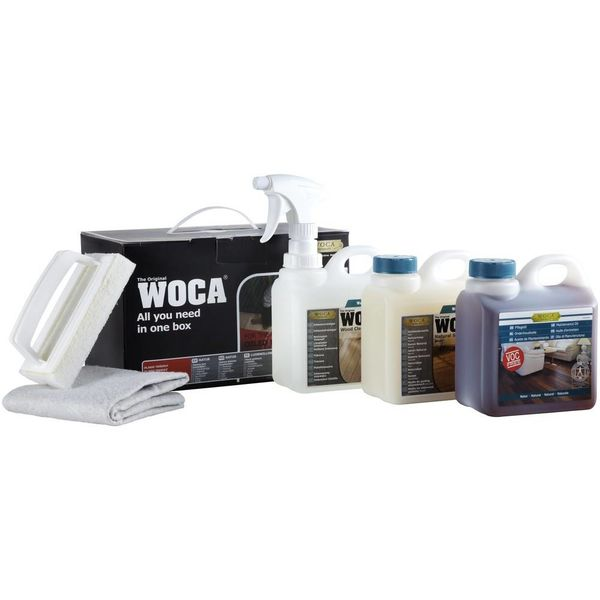 Woca Onderhoudsbox olievloer