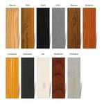 Tester Woca Exterior Oil diverse kleuren
