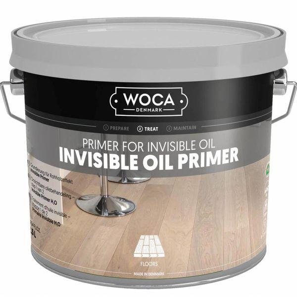Woca Invisible Oil Primer (stap 1)