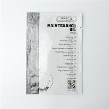 Tester Woca Onderhoudsolie 25 ml