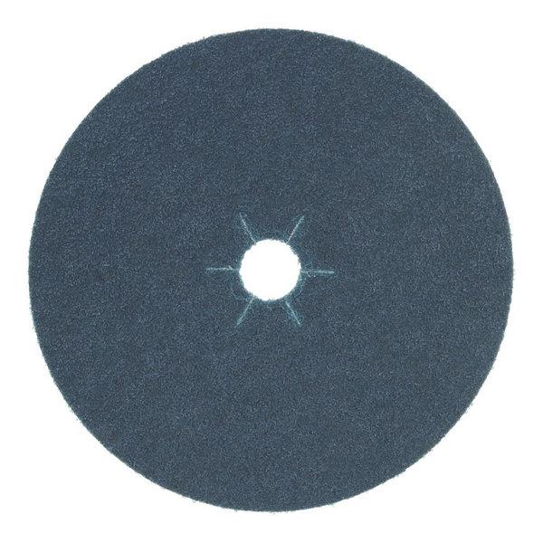 schuurschijf Blauw 178 mm
