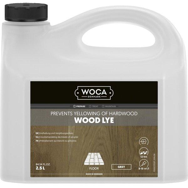 Woca houtloog (Wood Lye)