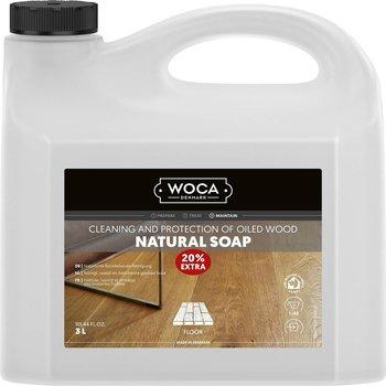 Woca Zeep Actie Naturel/Wit 3 Liter