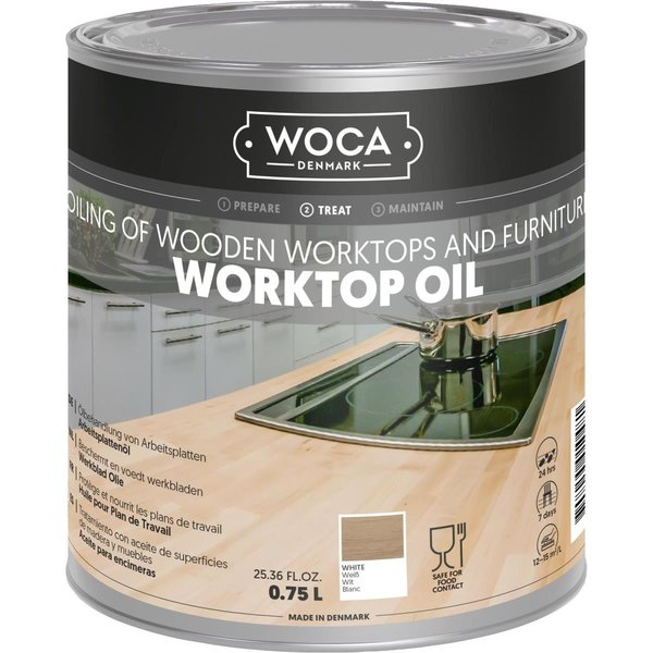 Woca Werkbladolie 0,75 Liter