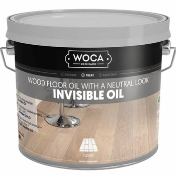 Tester Woca Invisible Oil