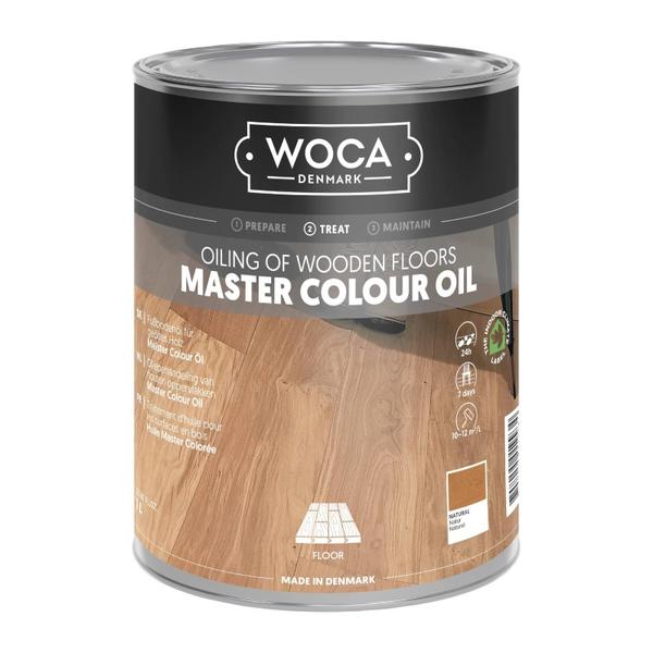 Woca Master Colour Oil (Kleurolie)