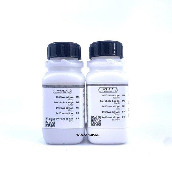 Tester Woca Drijfhoutloog 100 ml