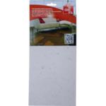 Viltmat Bescherming Voor Vloeren 15,5x30cm
