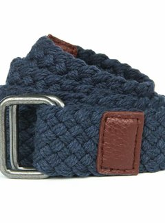Trashness BRAIDED BELT NAVY
