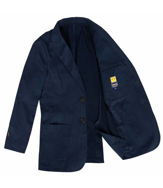 Trashness UNCONSTRUCTED JACKET NAVY