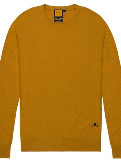 Trashness WOOL BLEND SWEATER GOLD