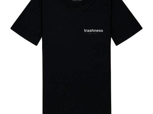 Trashness TRASHNESS TEE BLACK