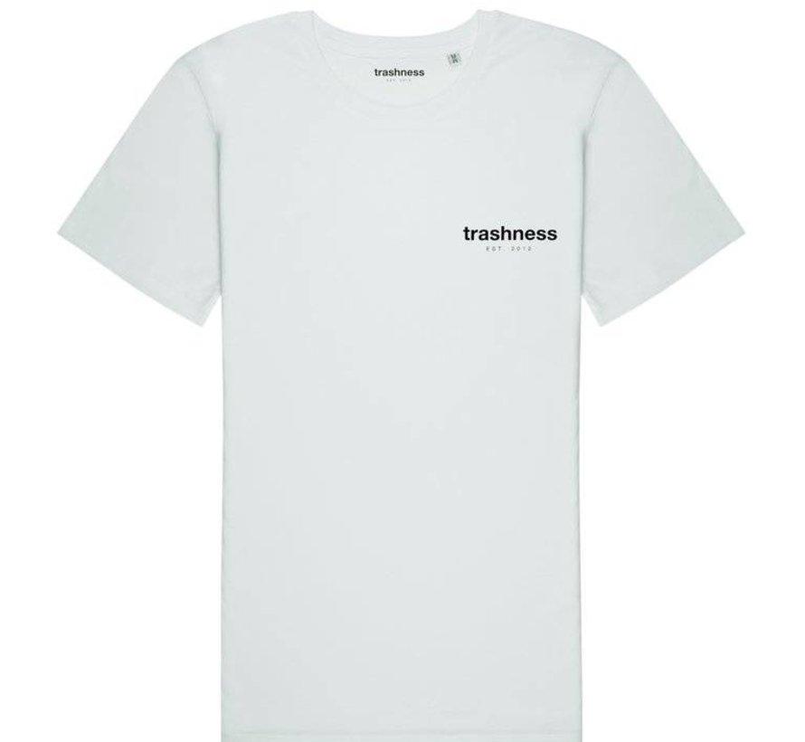 TRASHNESS TEE WHITE
