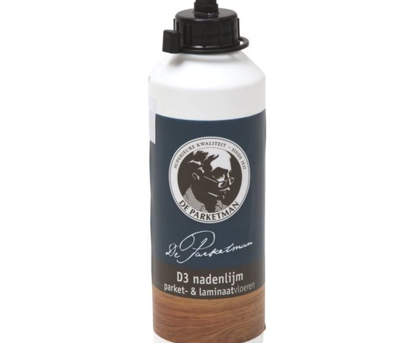 Parketman D3 nadenlijm 500 ml