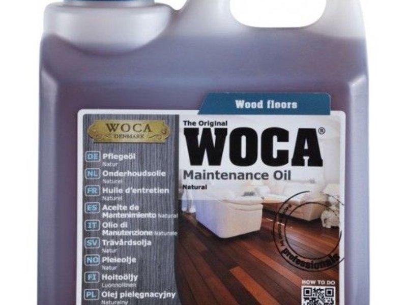 Woca Onderhoudsolie Naturel 2,5L