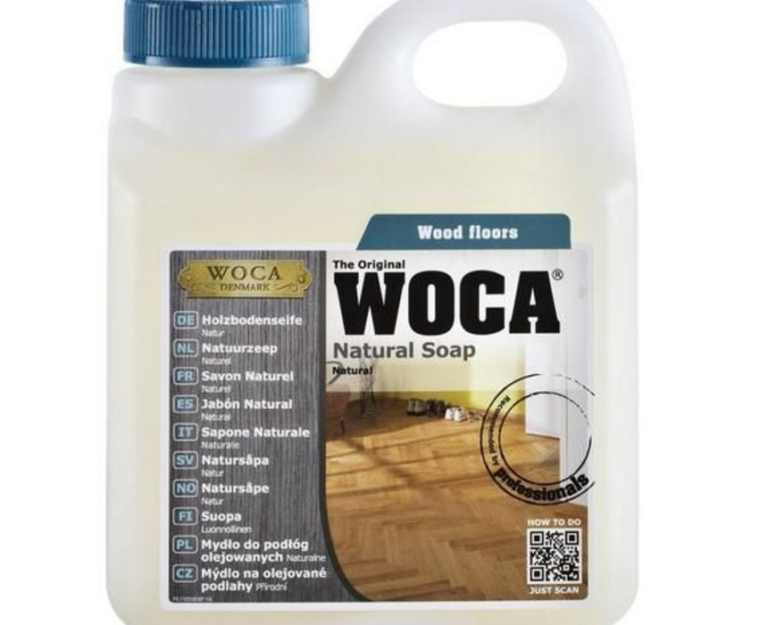 Woca Natuurzeep Naturel 2,5L