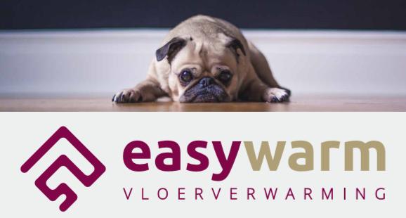 Easywarm Vloerverwarming