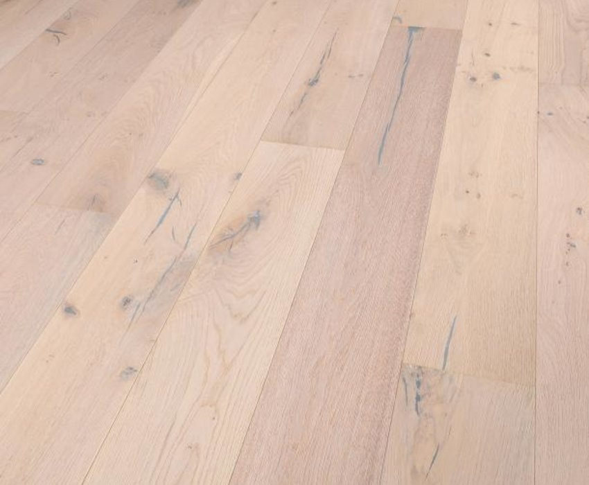 Budget Wood Forest Extra rustiek wit olie 14/3 mm