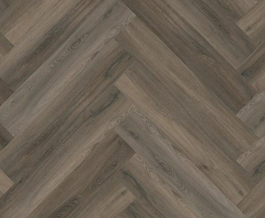 Ambiant Spigato Visgraat 12x60 Dryback Dark Grey