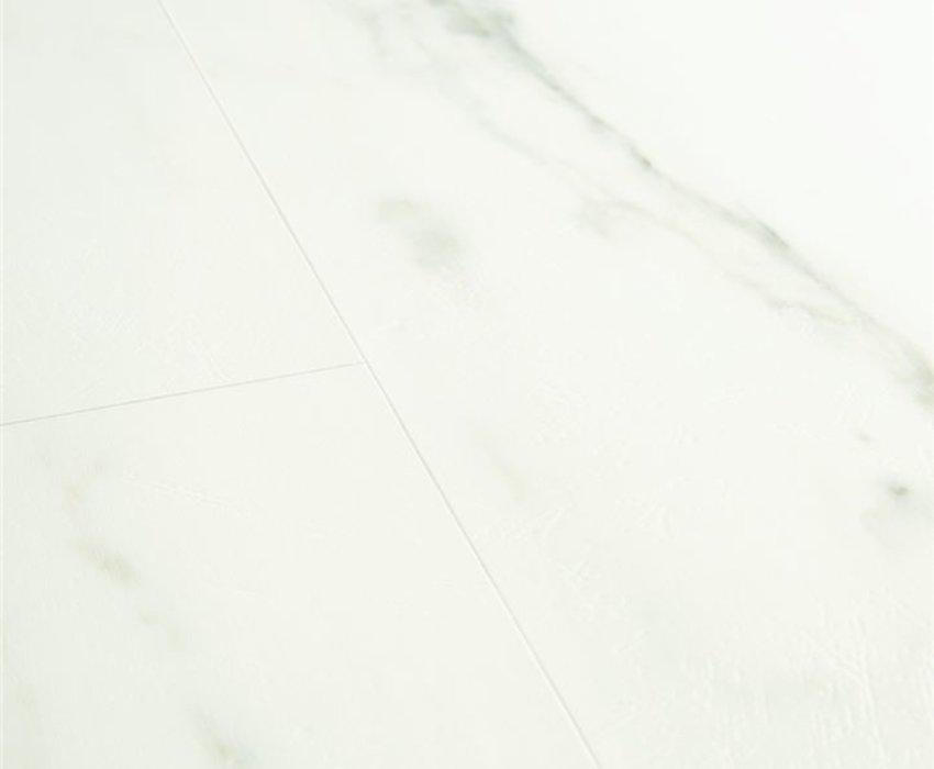 Quickstep Carrara Marmer Wit PVC AMCP40136
