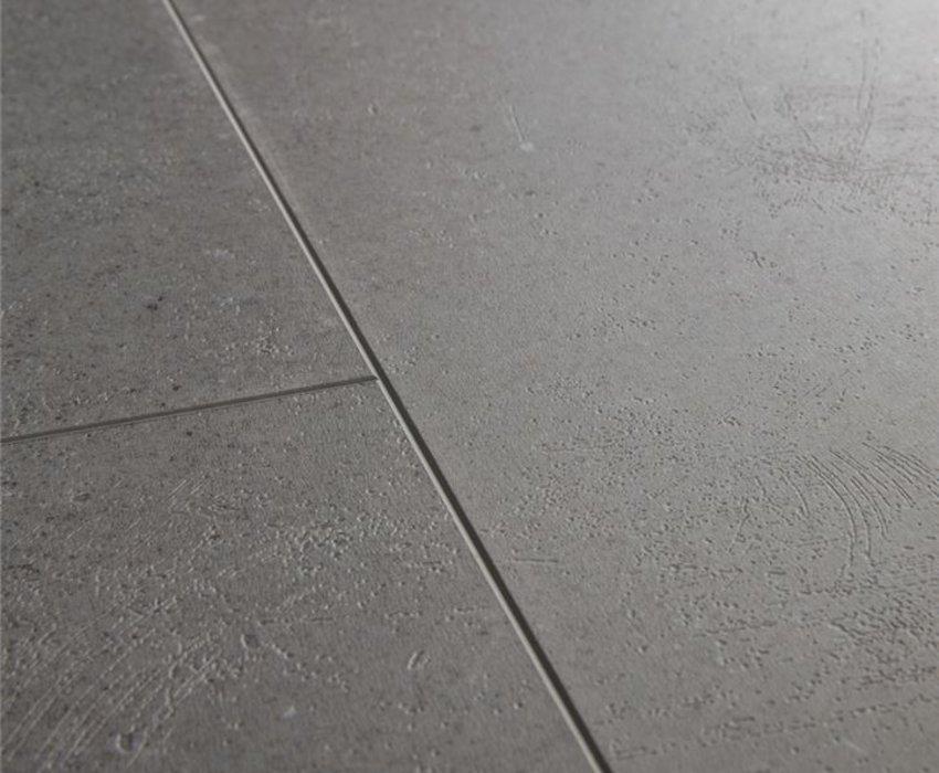 Quickstep Vibrant Mediumgrijs PVC AMCP40138