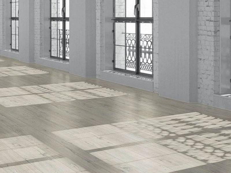 Cleanfloor De luxe XL Vintage Wit