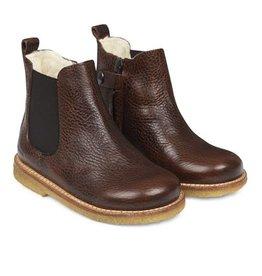 Angulus Angulus boot woollined