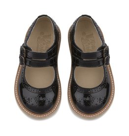 Young Soles Young Soles Loulou Black patent